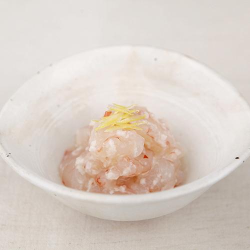高山謹製 赤えびの塩辛