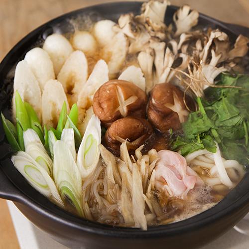 【三種町産品】きりたんぽ鍋セット(2-3人前)