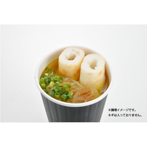 きりたんぽカップスープとハチ公ラーメンセット