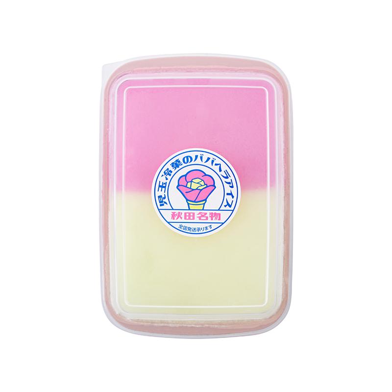 児玉冷菓のババヘラアイスソーダ&レモンタッパセット