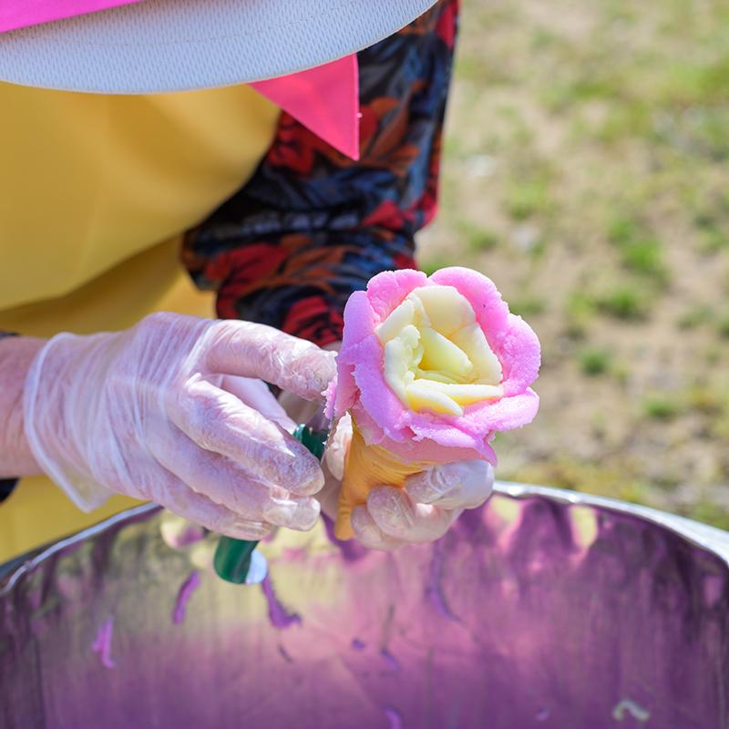 アイスタッパ&バラ盛りカップセット