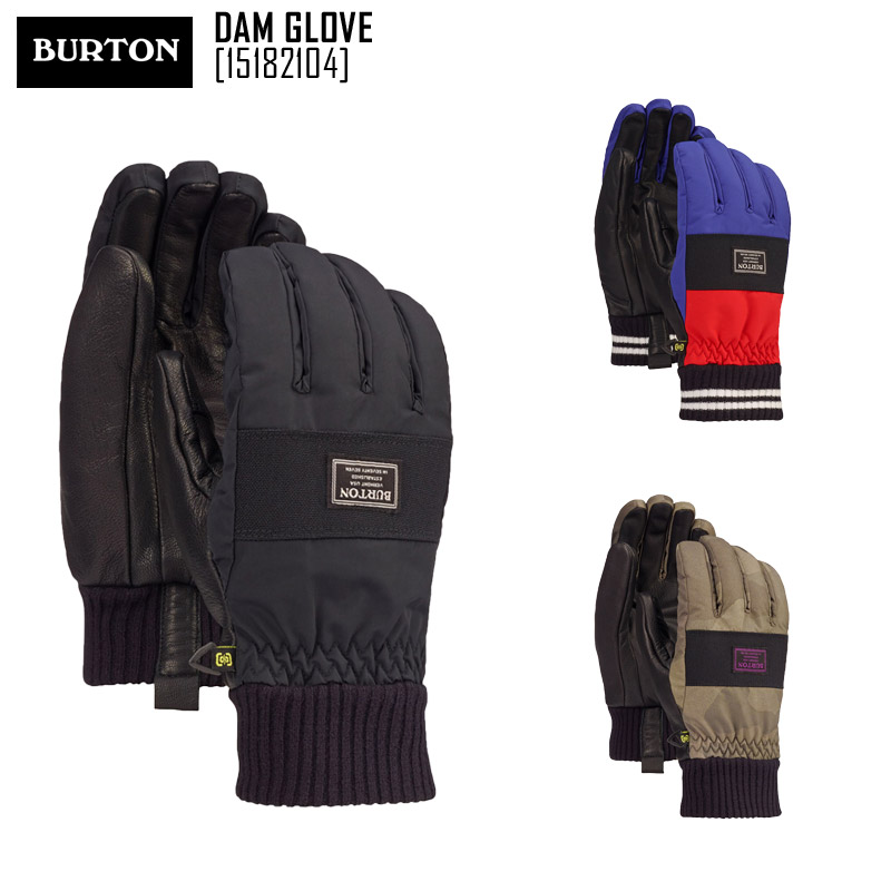 セール BURTON バートン グローブ メンズ  DAM GLOVE 手袋 15182104