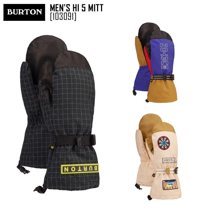 セール BURTON バートン グローブ メンズ MENS HI 5 MITT 手袋 10309106