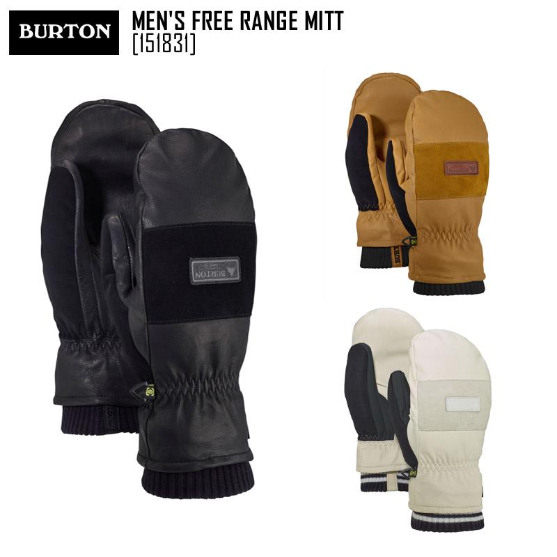 セール BURTON バートン グローブ メンズ MENS FREE RANGE MITT 手袋 1518310