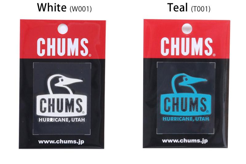 セール SALE CHUMS チャムス ステッカー BOOBY FACE EMBOSS STICKER シール CH62-1127
