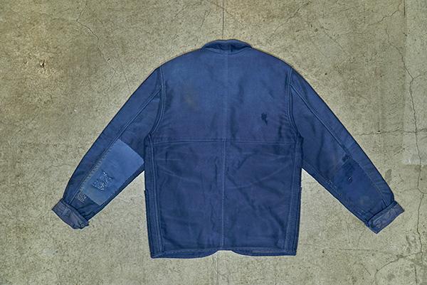 ビンテージカバーオールジャケット