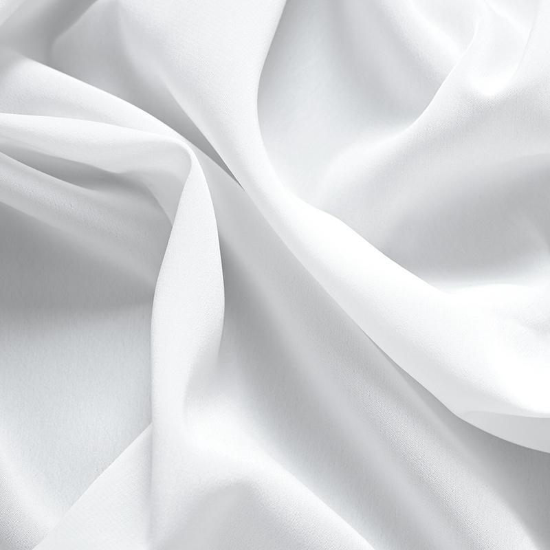 ショートフリルブラウス ホワイト