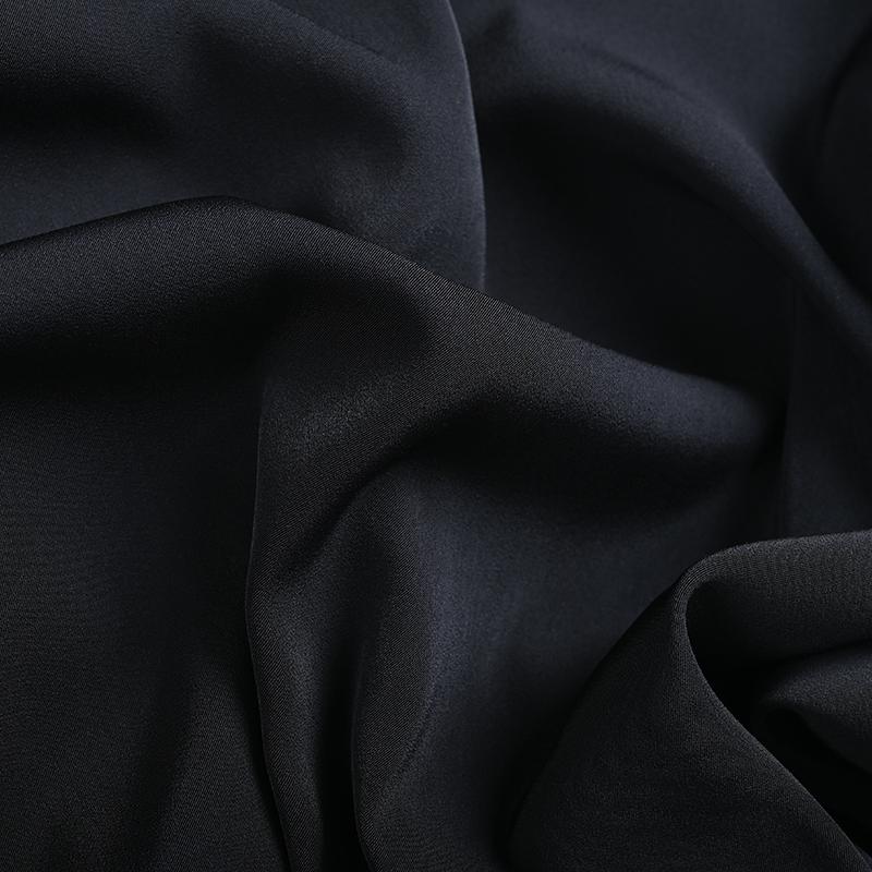 理想のサーキュラースカート ブラック