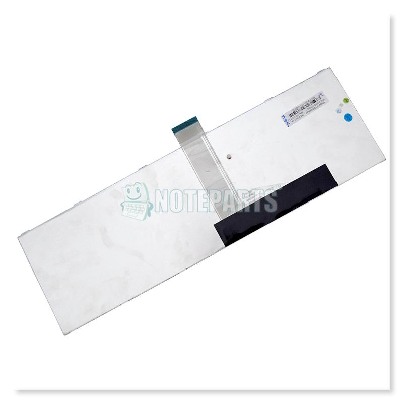 東芝 dynabook Satellite B252 B352 B452 テンキー付き 日本語キーボード ホワイト