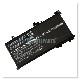HP OMEN 15-ax200 15-ax204TX 15-ax205TX 15-ax206TX 15-ax207TX バッテリー TE04XL対応
