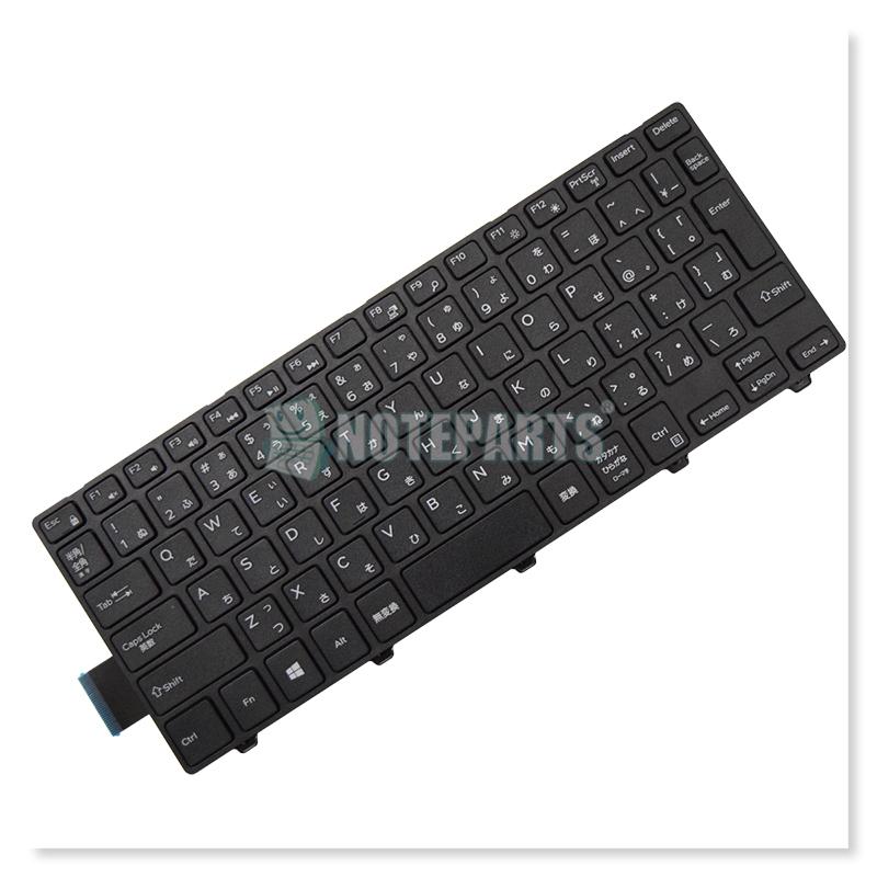 Dell Latitude 14 3000シリーズ 3450 3460 3470 3480 日本語キーボード