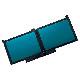 Dell デル Latitude 7280 7290 7380 7390 7480 7490 4セル バッテリー F3YGT 2X39G DM3WC対応