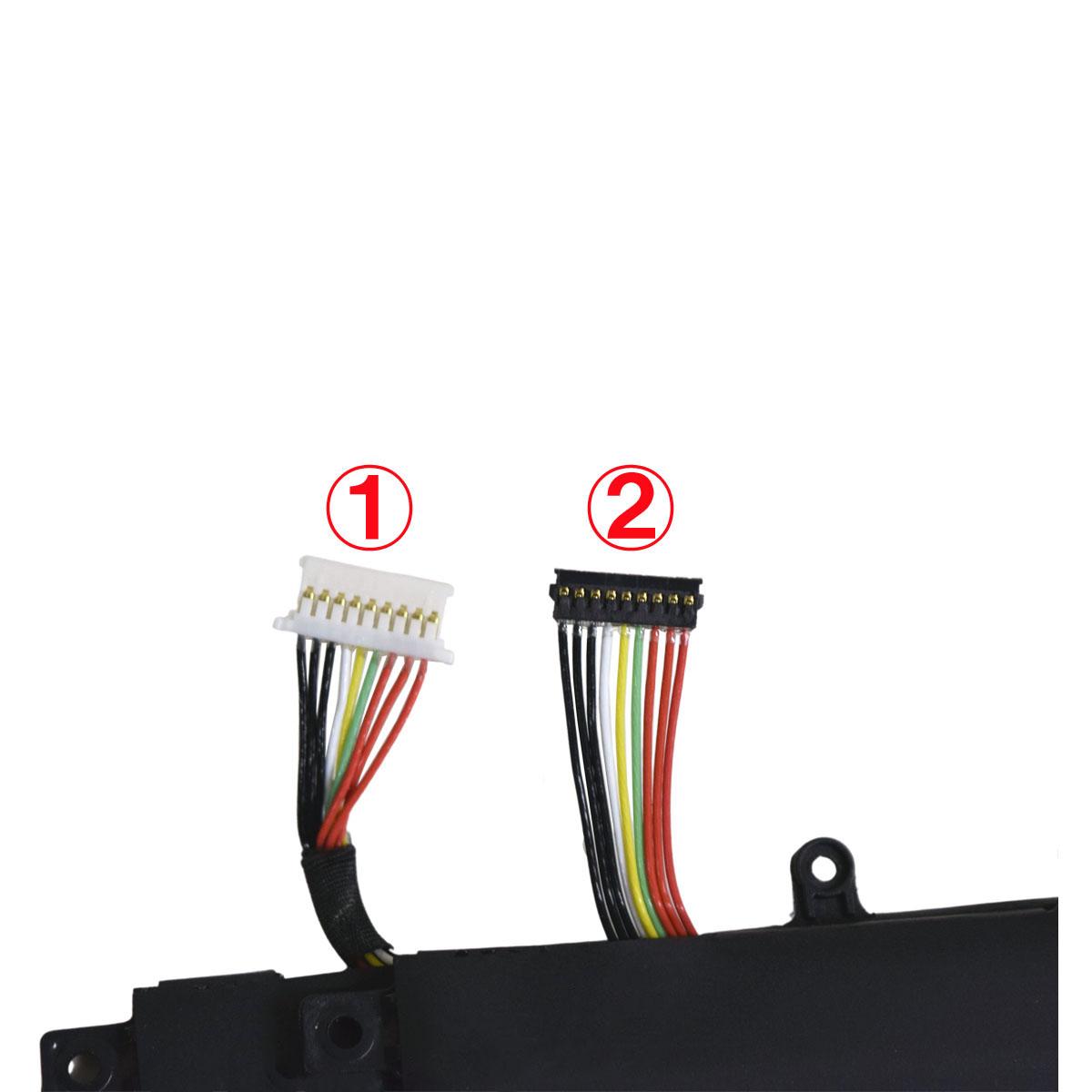 HP EliteBook Folio G1 バッテリー 827927-1C1 EO04XL対応 特殊コネクタータイプ