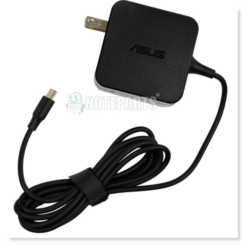 Asus C204MA C302CA C403NA C425TA CT100 UX370 UX390 45W USB Type-C ACアダプター