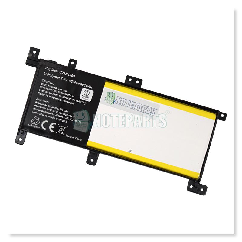 Asus VivoBook X556UA バッテリー C21N1509対応