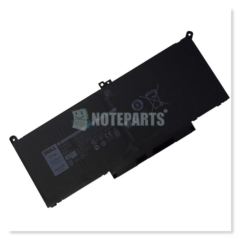 Dell純正 デル Latitude 7280 7290 E7280 7380 7390 7480 7490 E7480 4セル バッテリー F3YGT 2X39G