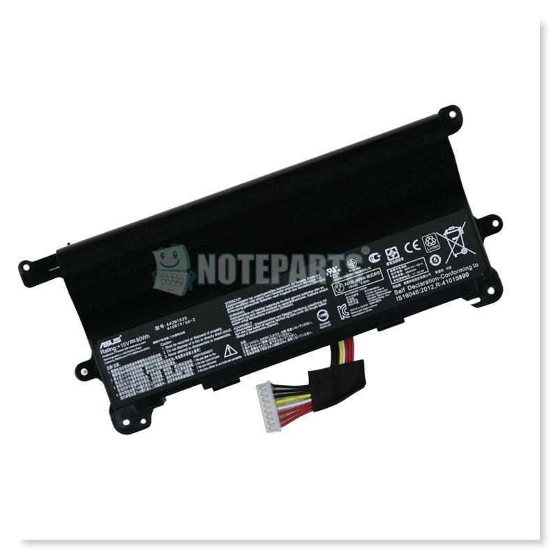 Asus純正 ROG G752VS G752VY 8セル バッテリー A42N1520