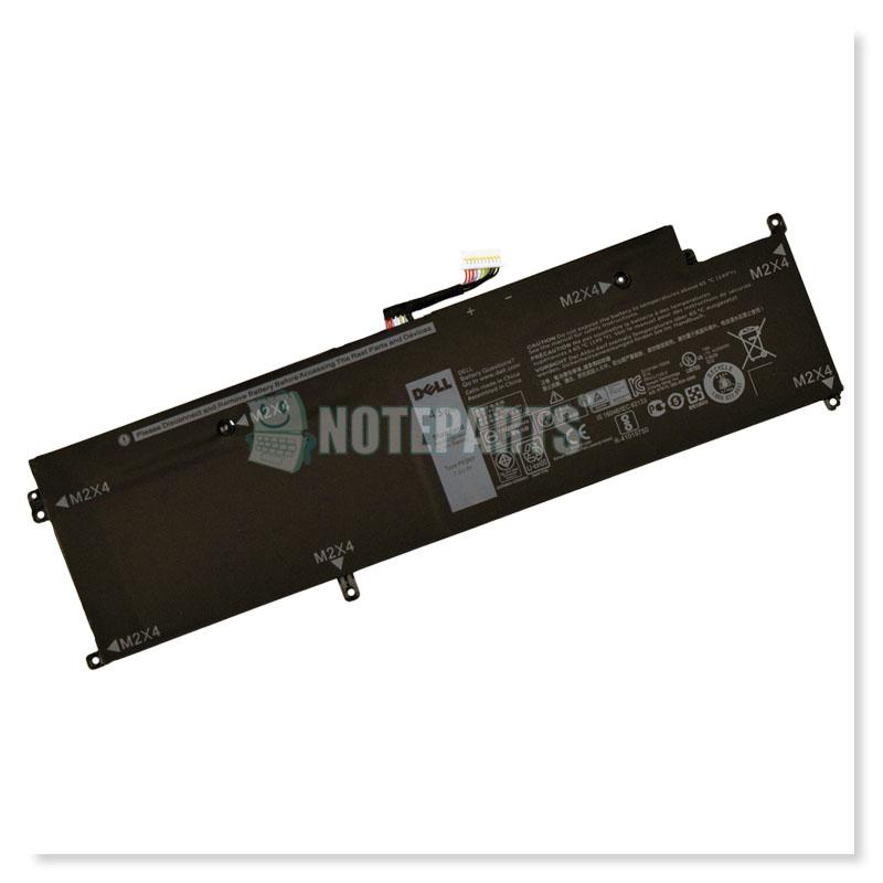 Dell純正 デル Latitude 13 7370 バッテリー N3KPR P63NY