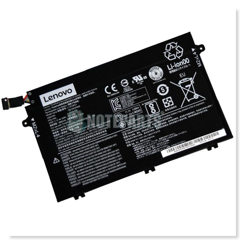 Lenovo純正 レノボ ThinkPad E480 E490 E580 E590 バッテリー 01AV447 01AV448 L17L3P51 L17M3P52