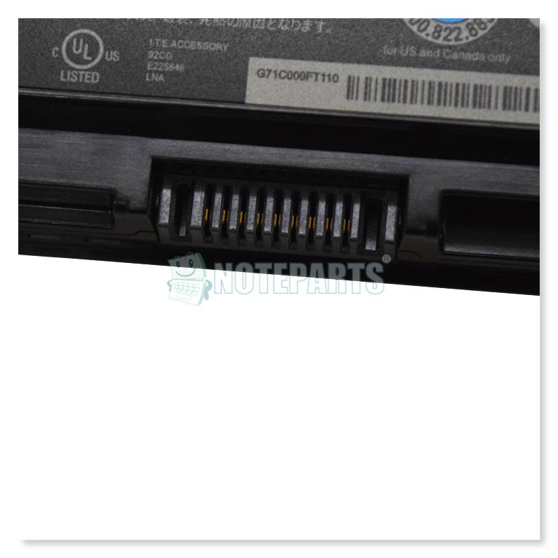 東芝純正 Toshiba dynabook Satellite B353 B453 T573 T67 6セル バッテリー PABAS272