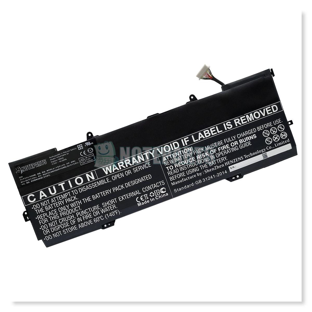 HP Spectre x360 15-ch000 15-ch011TX 15-ch012TX バッテリー YB06XL 928372-855対応