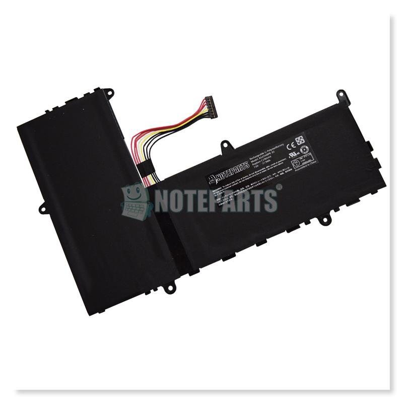 Asus エイスース EeeBook X205T X205TA バッテリー C21N1414対応