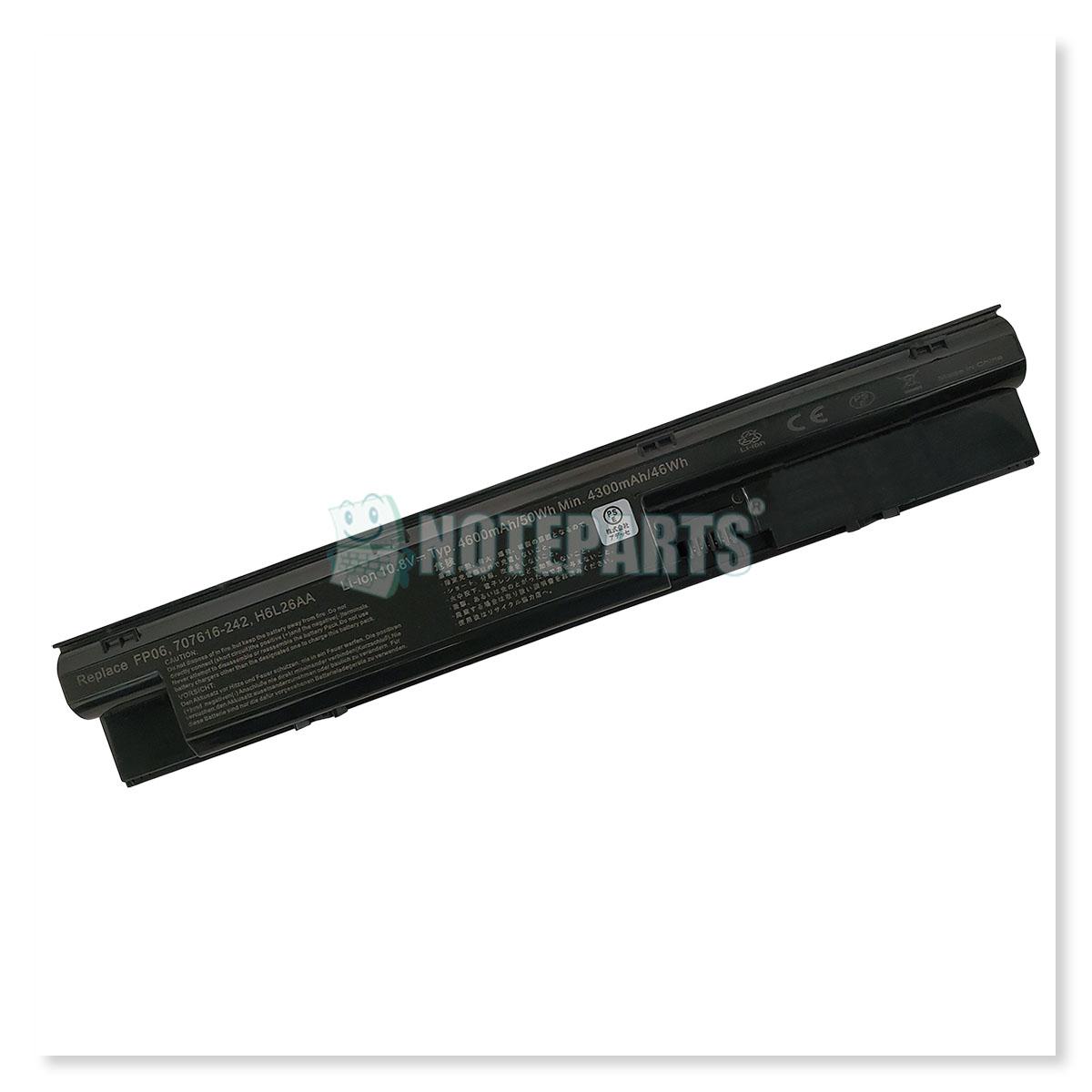 HP ProBook 450 G1 455 G1 470 G1 470 G2 バッテリー H6L26AA FP06対応