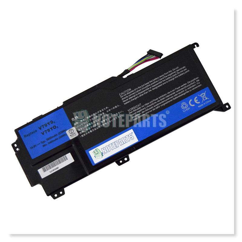 Dell デル XPS 14z (L412z) バッテリー V79Y0対応