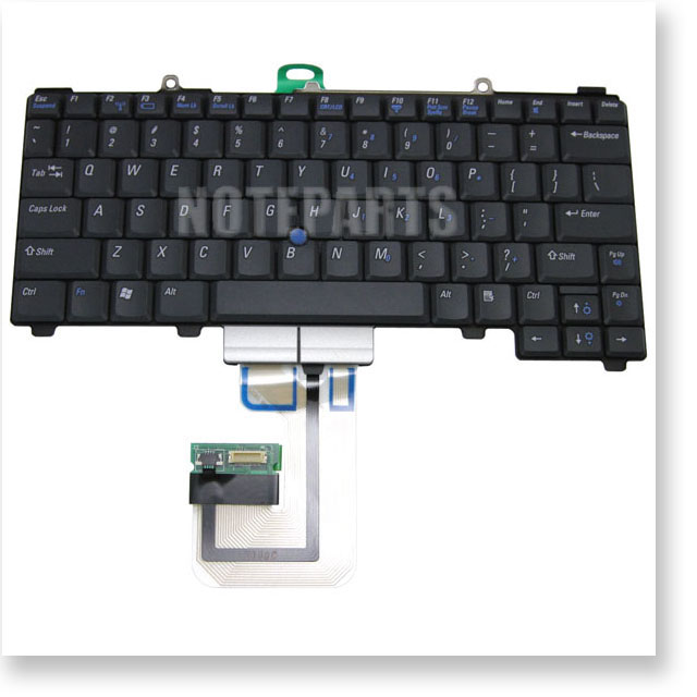 Dell Latitude D400 英語キーボード