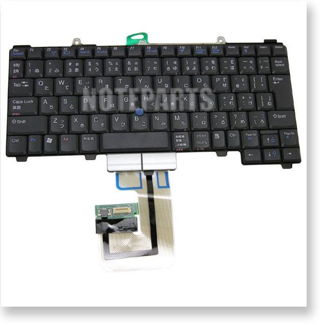 Dell Latitude D400 日本語キーボード