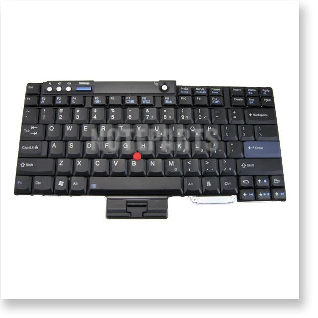 Lenovo ThinkPad T400 T500 R500 W500 W700 英語キーボード (ALPS) 42T4002