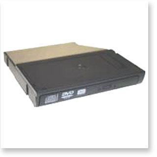 Dell Latitude C500 C610 Inspiron 2500 3800 4000 用 DVD2層 スーパーマルチドライブ