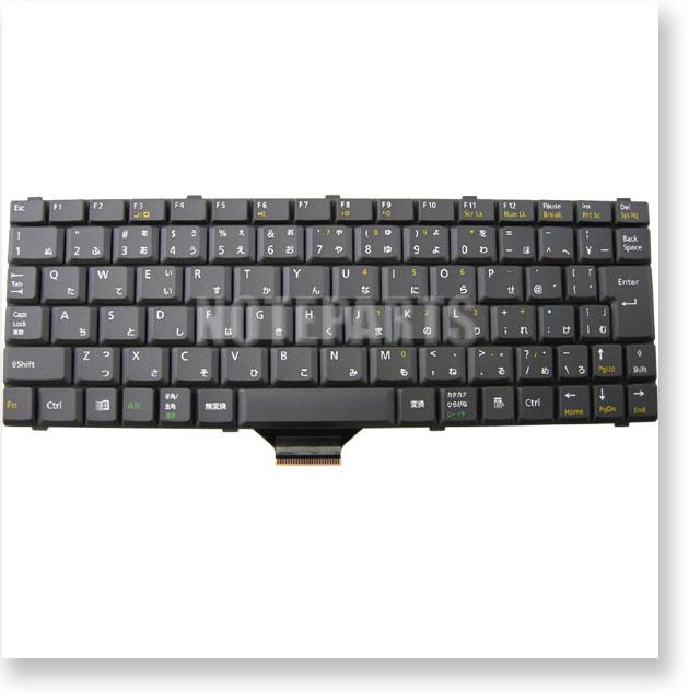NEC VersaPro VA93J/BH VA80J/BH VA73H/BH VA65H/BH 日本語キーボード