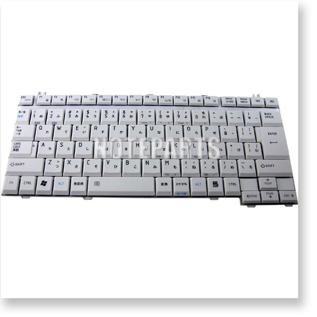 東芝 dynabook AX/PX/TX/VX Qosmio E10 F10 F20 F30 G10 日本語キーボード