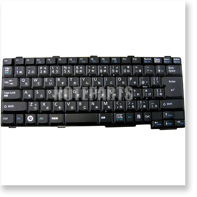 富士通 FMV-BIBLO NF70W NF50Y NF40U 日本語キーボード CP340231-01