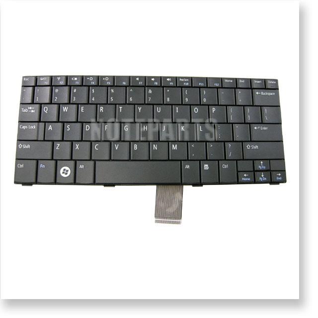 Dell Inspiron Mini 10 シリーズ用 英語キーボード