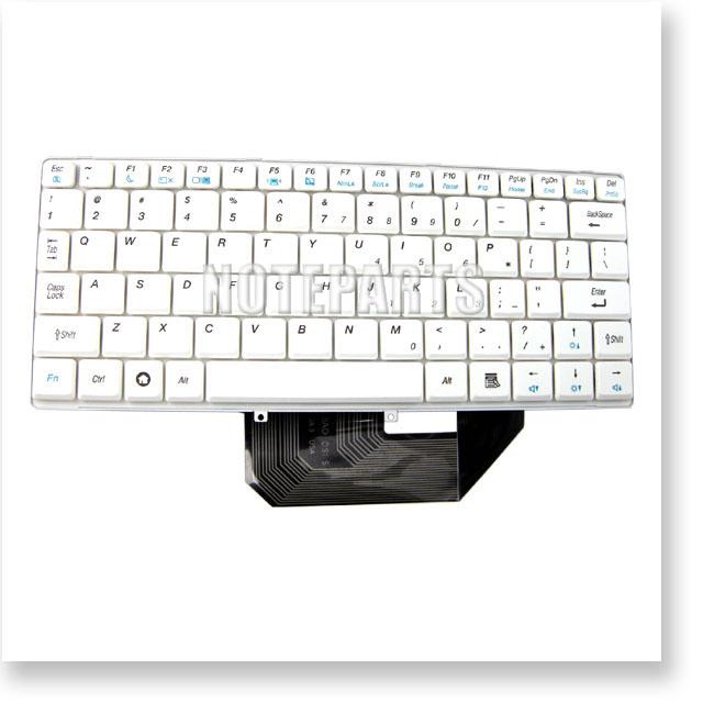Lenovo IdeaPad S9 S9e S10 S10e 英語キーボード ホワイト