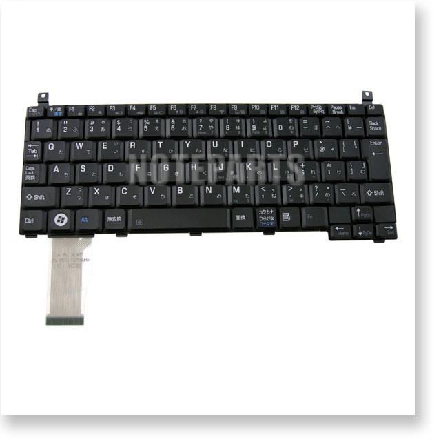 東芝 dynabook SS 1600 1610 1620 SX/210 SX/2211 MX/190DR 日本語キーボード