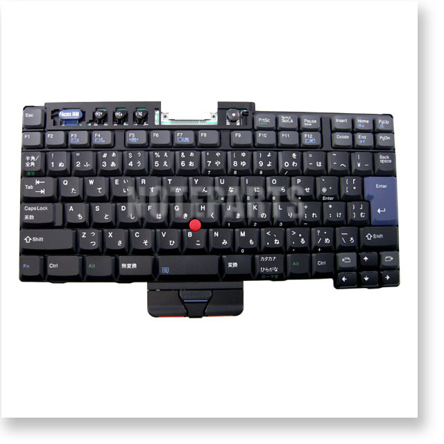 IBM ThinkPad R40 R40e 日本語 キーボード 08K4753