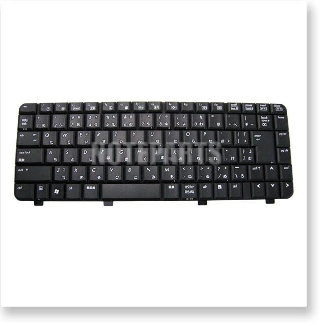 HP Compaq 550 6720s 日本語キーボード
