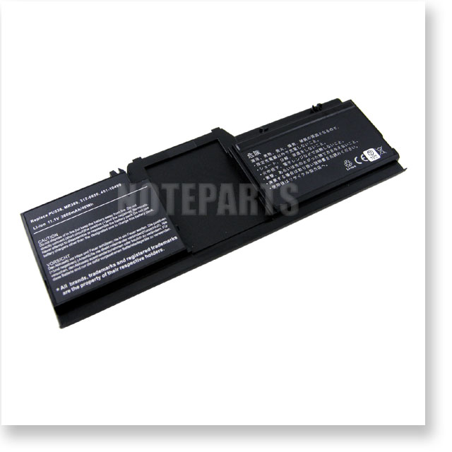 Dell デル Latitude XT 6セル バッテリー WR015 PU536対応