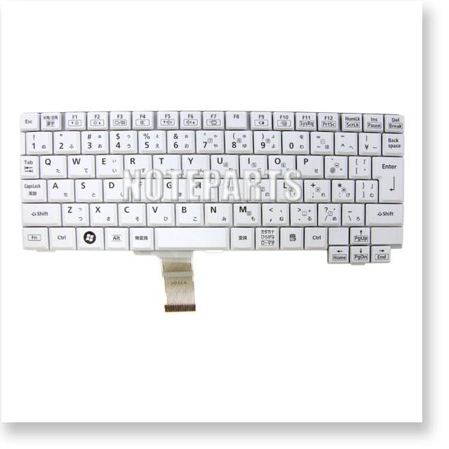 Panasonic Let's note CF-N8/N9/N10 CF-S8/S9/S10 シリーズ 日本語キーボード