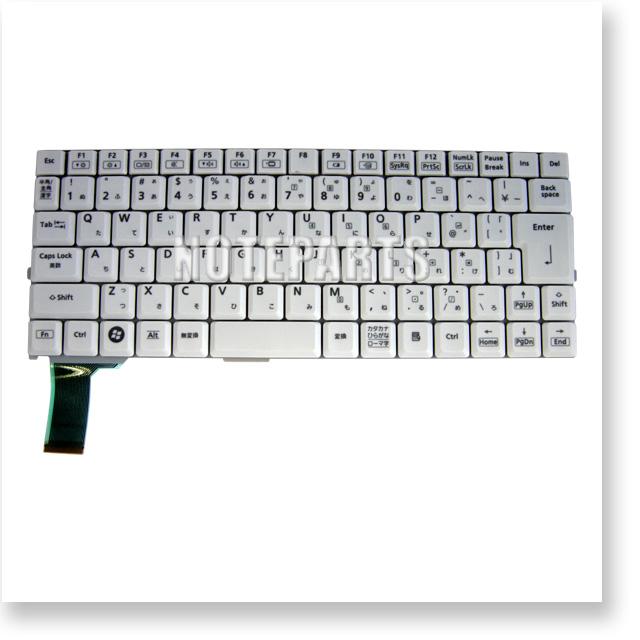 Panasonic Let's note CF-F8/F9/F10 シリーズ 日本語キーボード