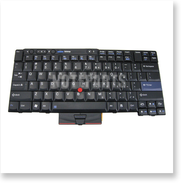 Lenovo ThinkPad T400s T410 T420 T510 W510 X220 英語キーボード 45N2071 ALPS