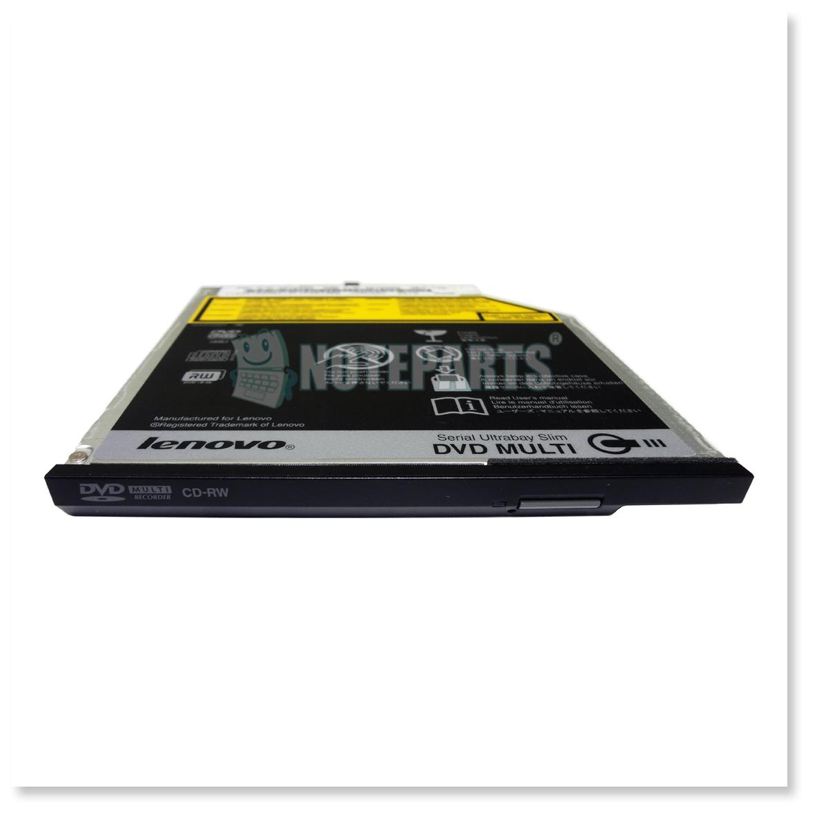 Lenovo ThinkPad T410s T430 X220 ウルトラベイ・スリム シリアルATA DVDスーパーマルチドライブ