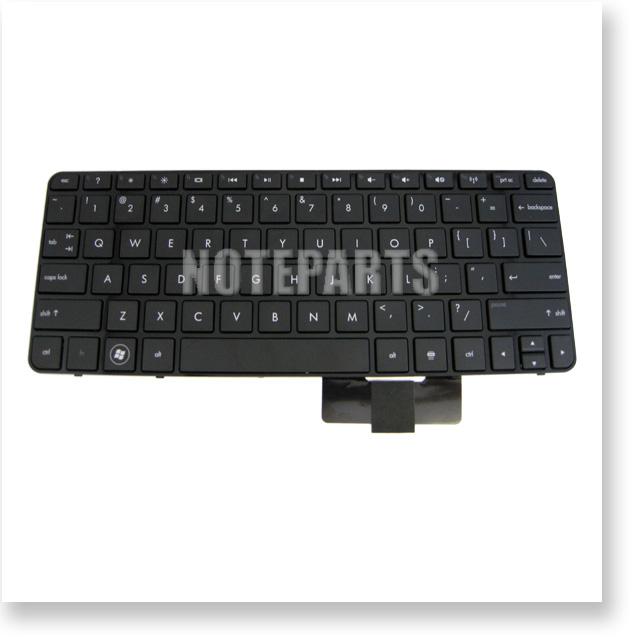 HP Mini 210 210-1000 英語キーボード ブラック