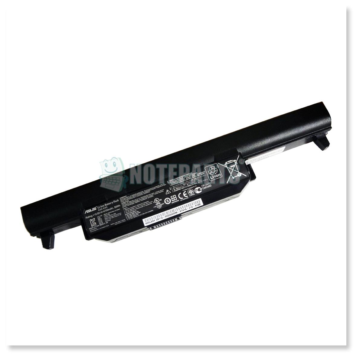 Asus純正 K55DR K55A K55VD X55U X75VD 6セル バッテリー A32-K55