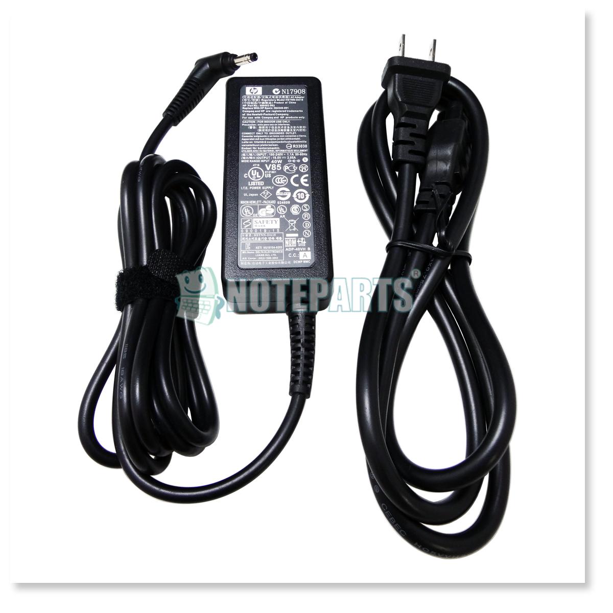 HP Mini 110 210 1000 19.5V 2.05A 40W ACアダプター