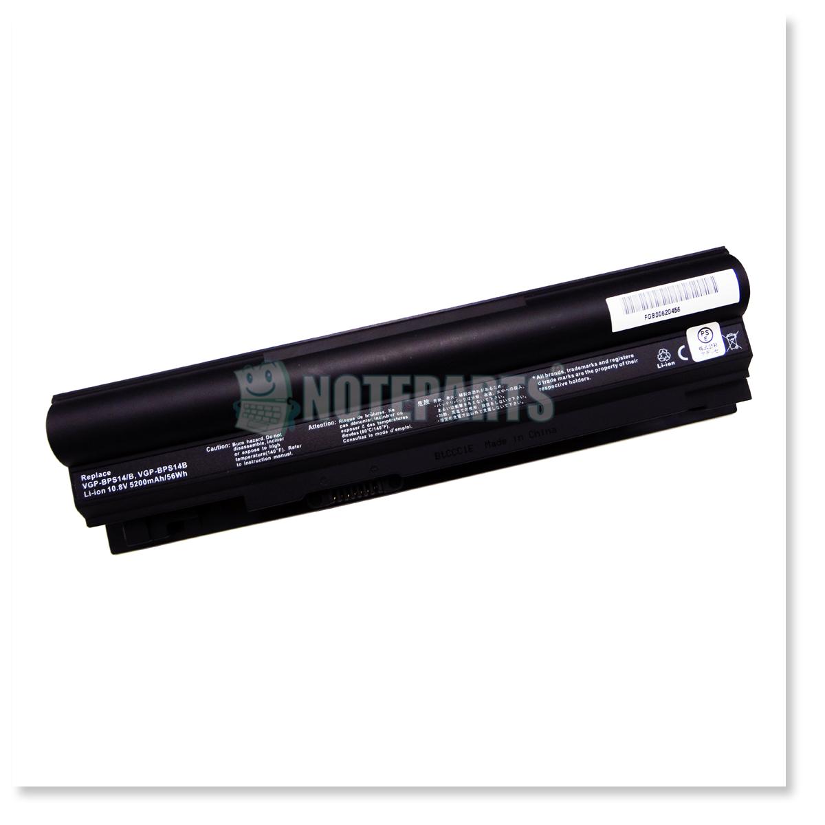 Sony ソニー VAIO バイオ T type T(VGN-TT**) バッテリー VGP-BPS14/B対応