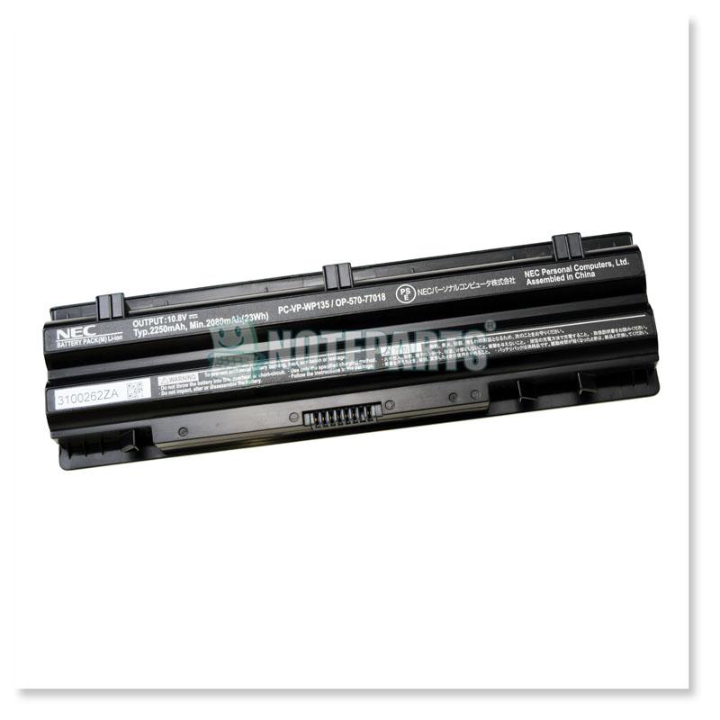 NEC純正 VersaPro Jシリーズ タイプVL・VX バッテリー PC-VP-WP135